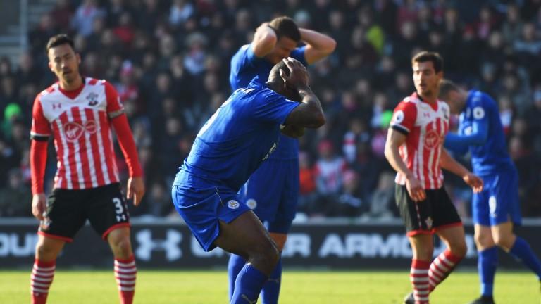 Leicester are having a miserable Premier League season