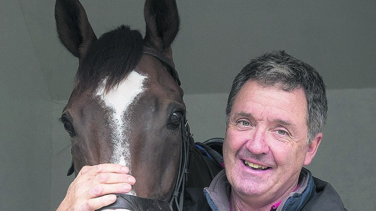 Marcus Tregoning: the trainer of Nayef and Sir Percy turns 59 on Tuesday