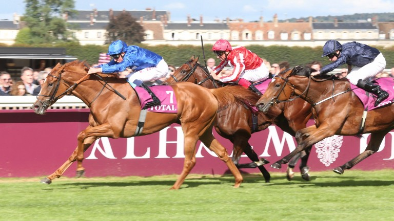 Wuheida: Prix Marcel Boussac winner of significant interest for 1,000 Guineas and Oaks