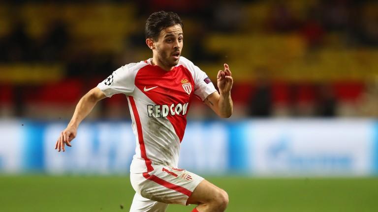 Monaco's Bernardo Silva