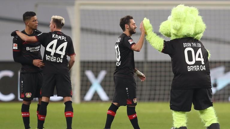Bayer Leverkusen host Borussia Monchengladbach