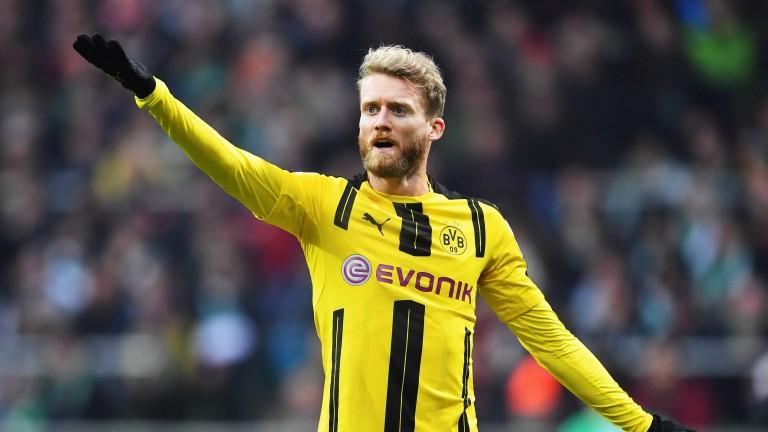 Borussia Dortmund's Andre Schurrle