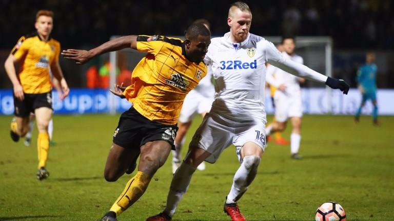Pontus Jansson (right) should return for Leeds
