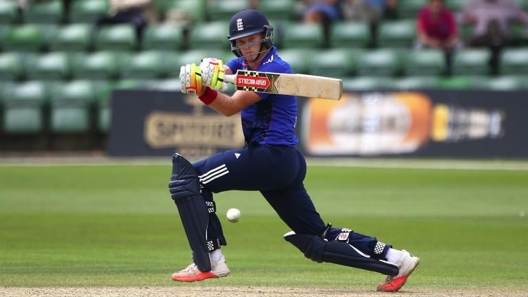 England's Sam Billings