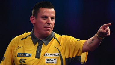 Newly-married Dave Chisnall looks one to keep on side after a strong finish to 2016