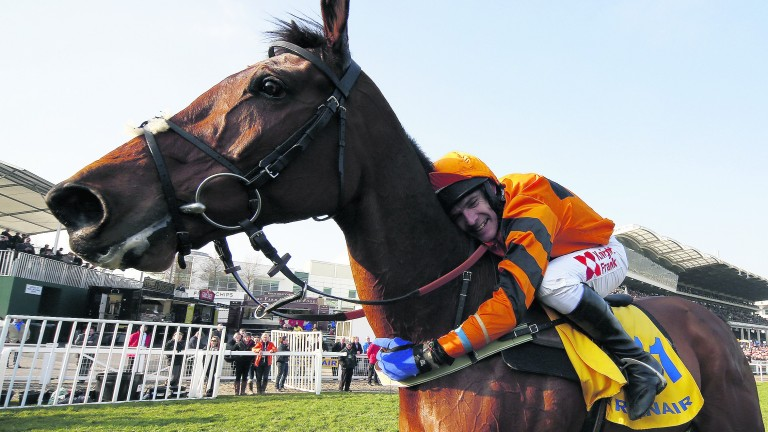 Thistlecrack is back – and jumps fans cannot wait