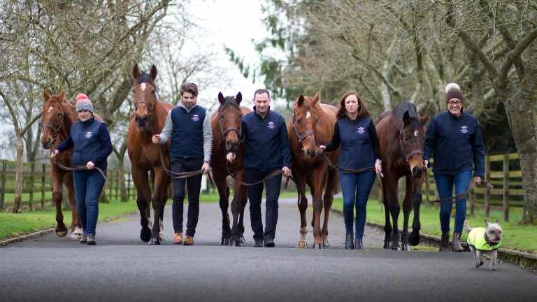 The Irish National Stud was recognised as an economic and cultural treasure