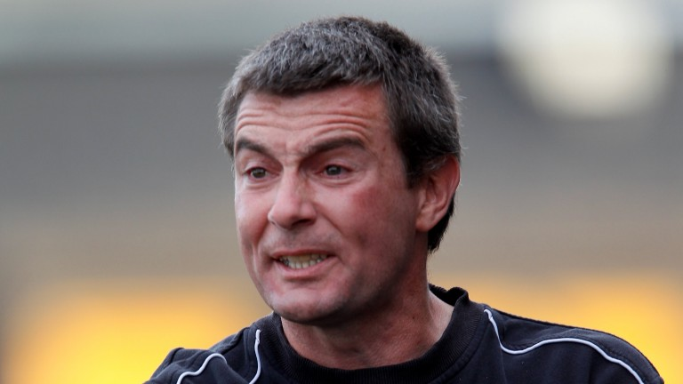 Barry Smith has yet to taste defeat in his six games as East Fife manager