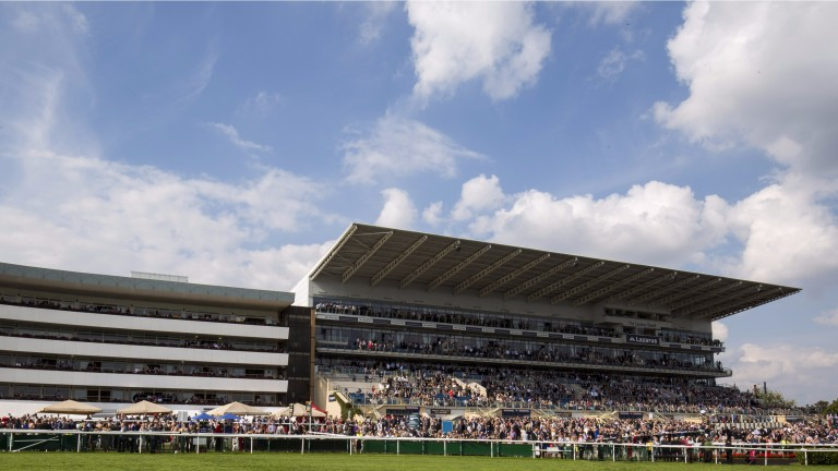 Doncaster: the four-day St Leger meeting starts today