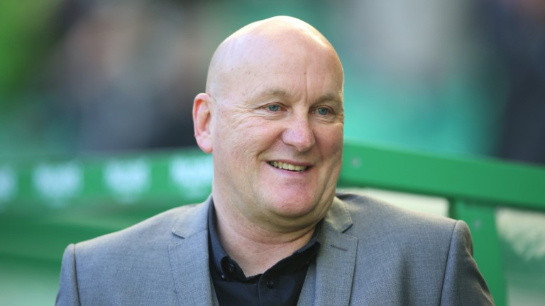 Morton manager Jim Duffy could be smiling again