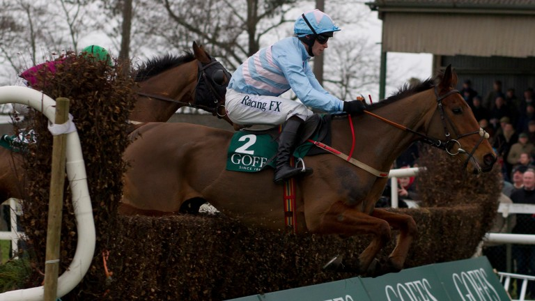 Champagne West won the Thyestes Chase last year