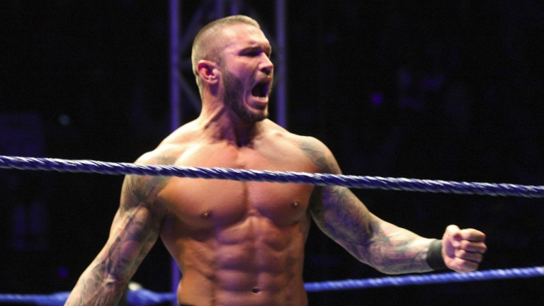 Randy Orton is a red-hot favourite to land the Royal Rumble