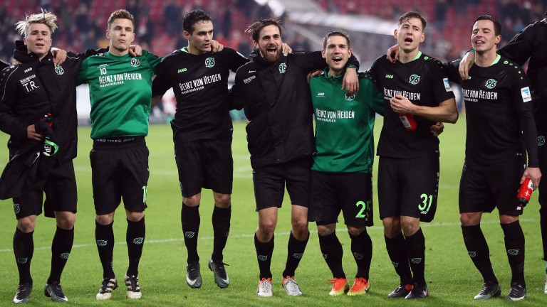 Hannover should be celebrating again after Monday's visit of Kaiserslautern