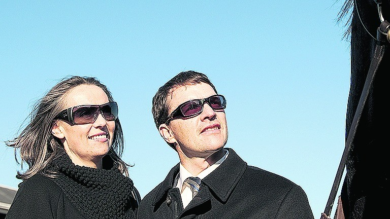 Aidan and Annemarie O'Brien honoured for their achievements
