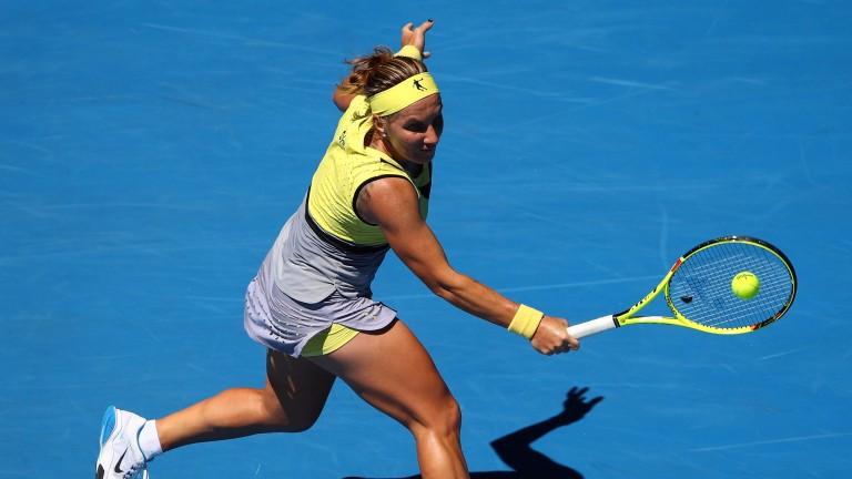 Svetlana Kuznetsova has a big chance this week