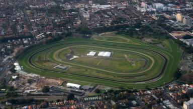 Royal Randwick: scene for the world's richest turf race
