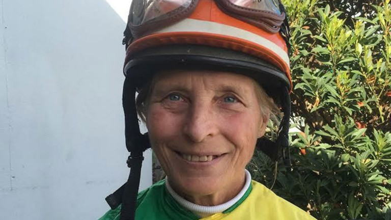 Sue Martin: great-grandmother galloping on at 62 after Tampa Bay victory