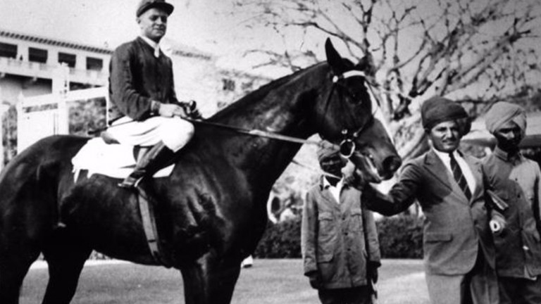 Britt made his mark in India, winning the Eclipse Stakes, the country's most important race, four times