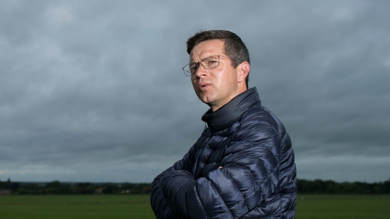 Roger Varian: starts the season from a new yard and with a strong team