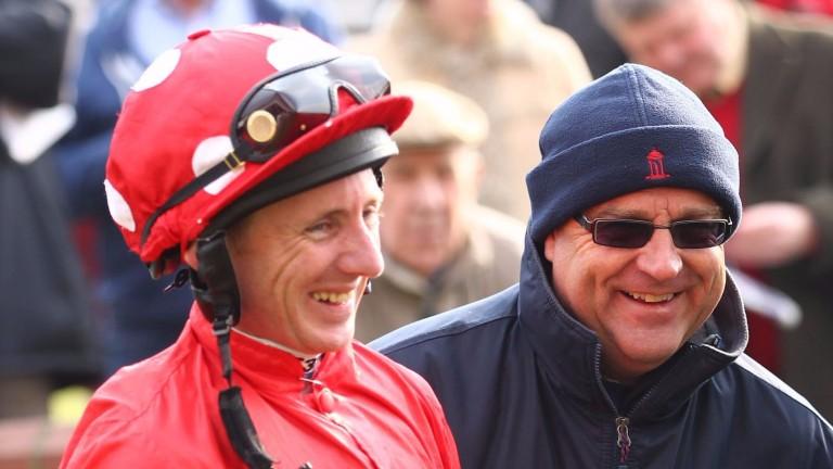 Paul Hanagan teams up with former boss Richard Fahey aboard Dark Confidant at Wolverhampton today
