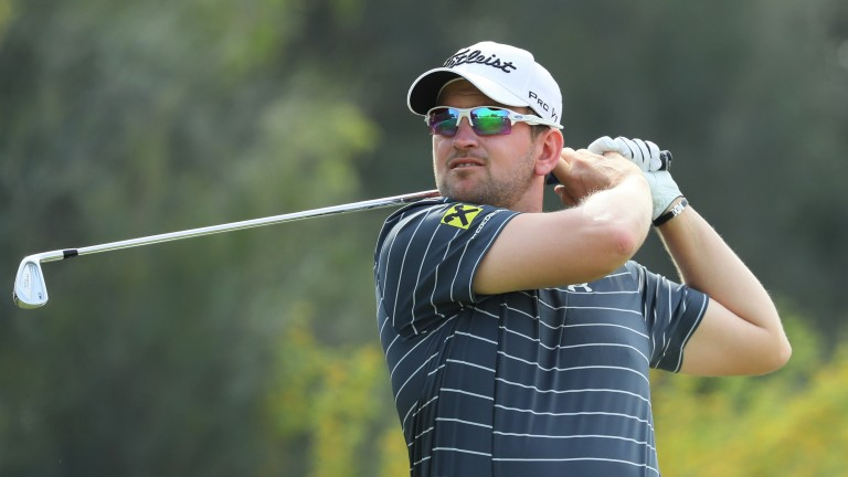Bernd Wiesberger has performed well in Dubai before