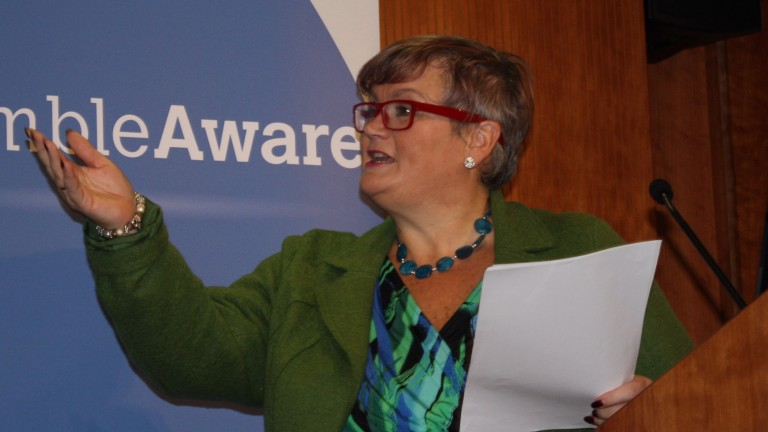 Carolyn Harris MP: 'The time for prevaricating is over'