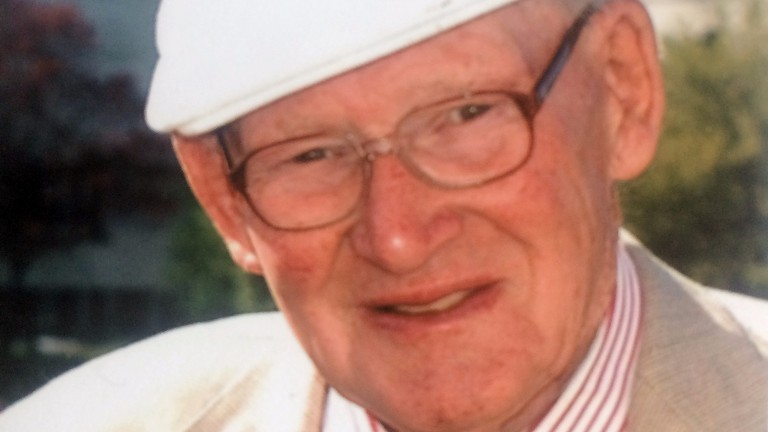"""Jack Sweetman: """"I used to love meeting him at the races. He was a thorough gentleman"""""""