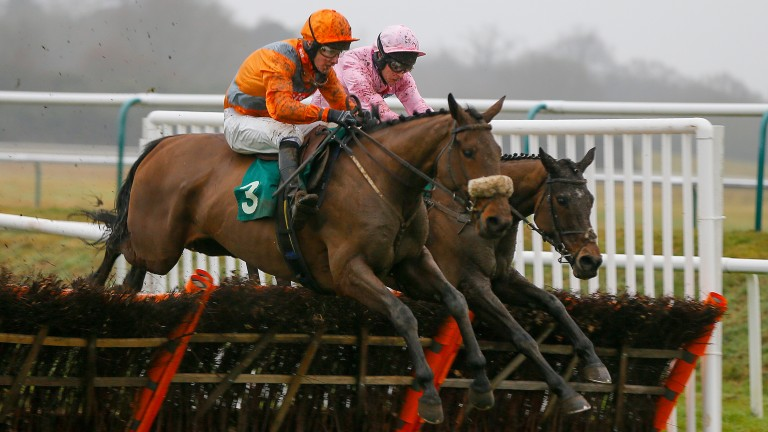 Lingfield: no choice but to abandon