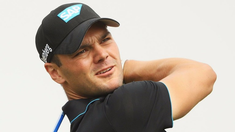 Martin Kaymer has not missed a cut for 13 months