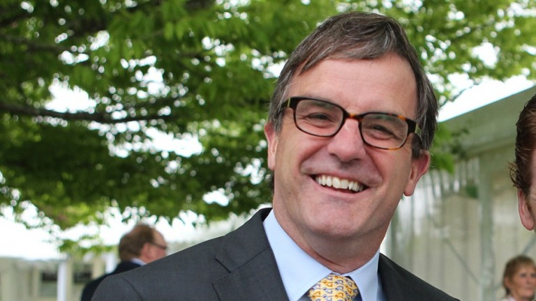 John Osborne: appointed chief executive of the racecourse arm of Horse Racing Ireland