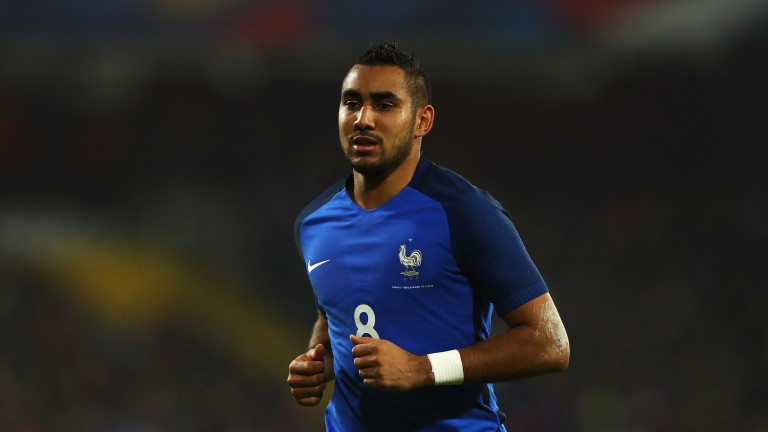 French international Dimitri Payet is a key player for Marseille