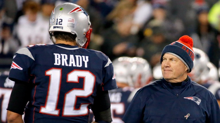 Bill Belichick and Tom Brady can mastermind another triumph