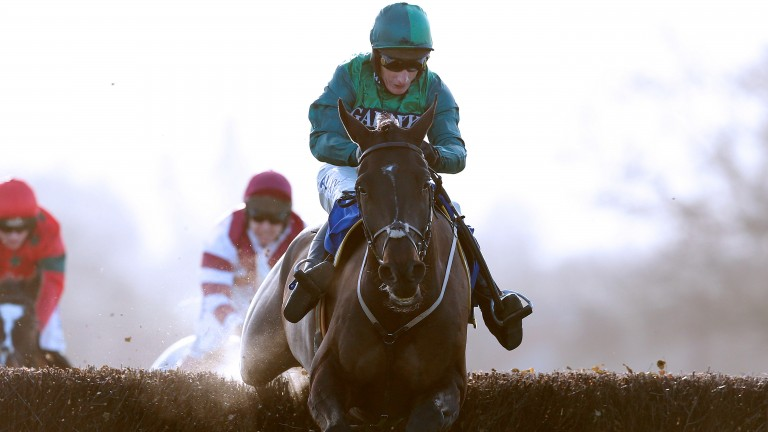 Calett Mad bids to take the next step up the chasing ladder at Wetherby