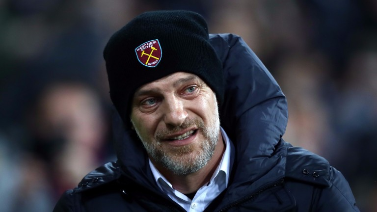 Slaven Bilic will be hoping for a response from his West Ham players