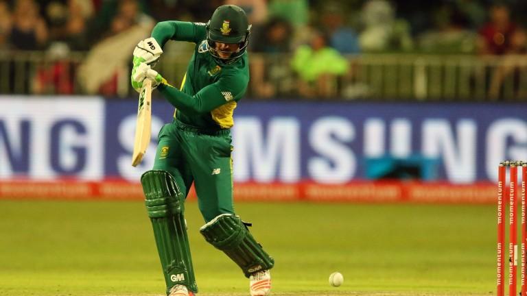 Quinton de Kock has been remarkably consistent in ODIs
