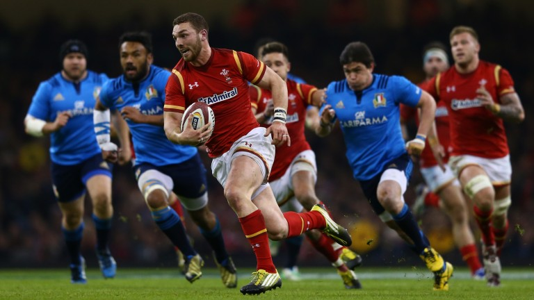 Wales winger George North is a big price to get on the scoresheet against Italy