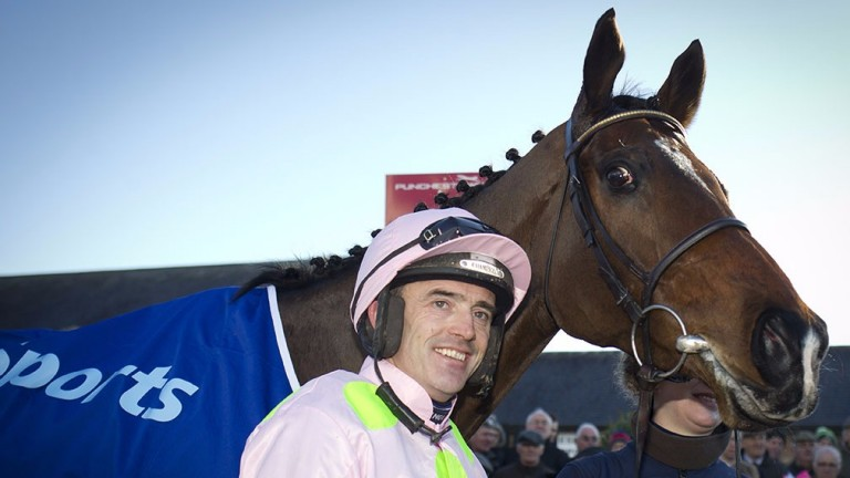 Douvan was an easy winner at Punchestown. But was it an exciting race?