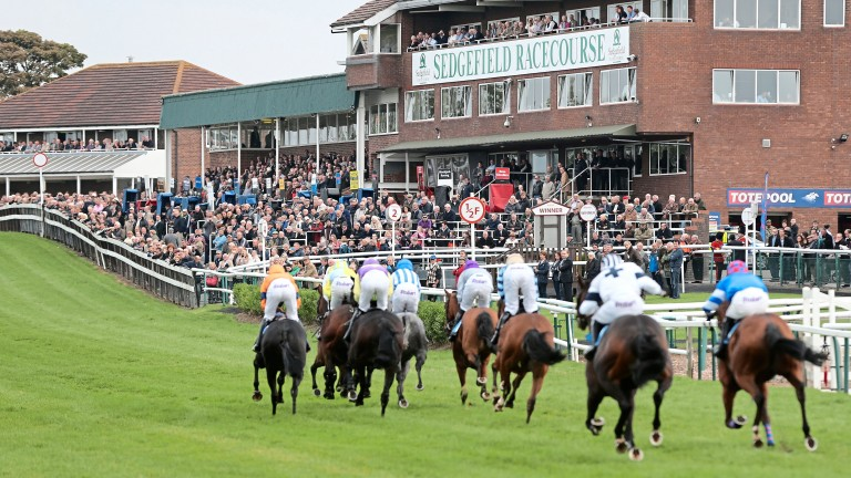 Sedgefield's six-race card will get underway at 2.10pm