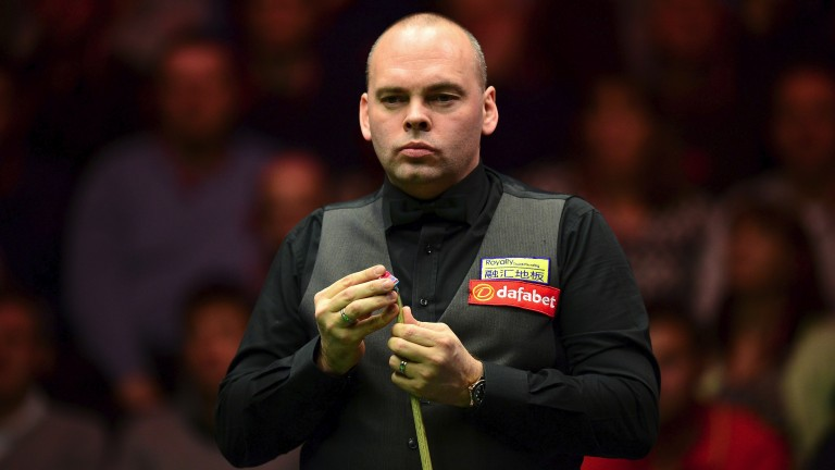 Stuart Bingham's performances have hinted at a return to the winner's enclosure
