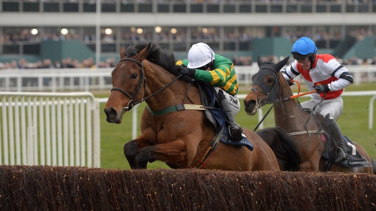 On The Fringe: the popular two-time festival winner returns to action at Leopardstown
