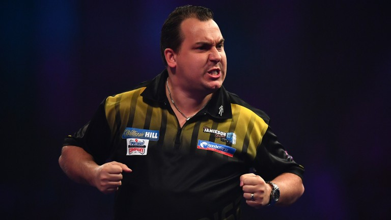 Kim Huybrechts can defy the odds