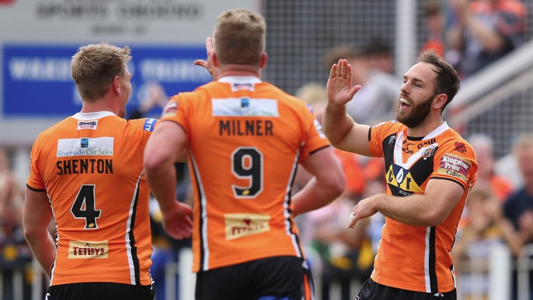 Castleford should get their season off to a winning start