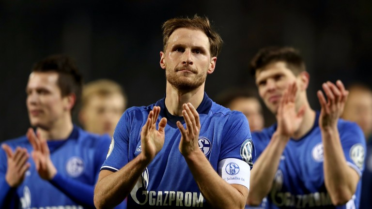 Benedikt Howedes of Schalke