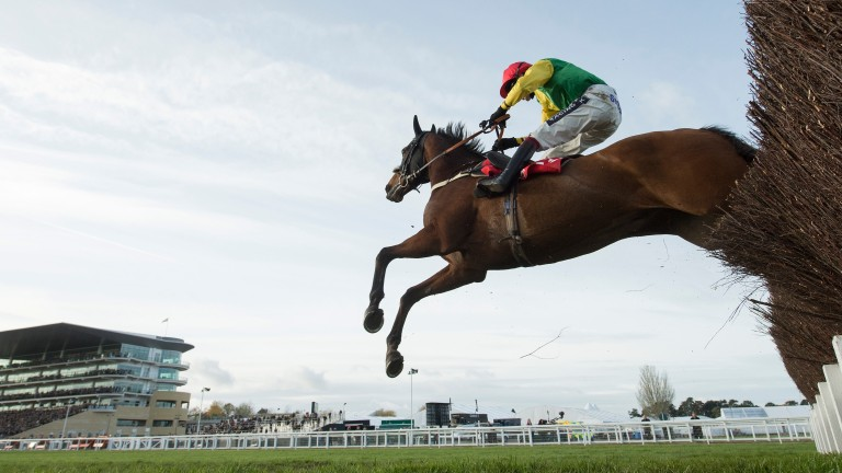 Fox Norton is currently the shortest-priced challenger to Douvan for the Champion Chase