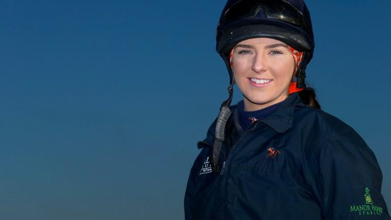 Newcomer award contender Elisha Whittington