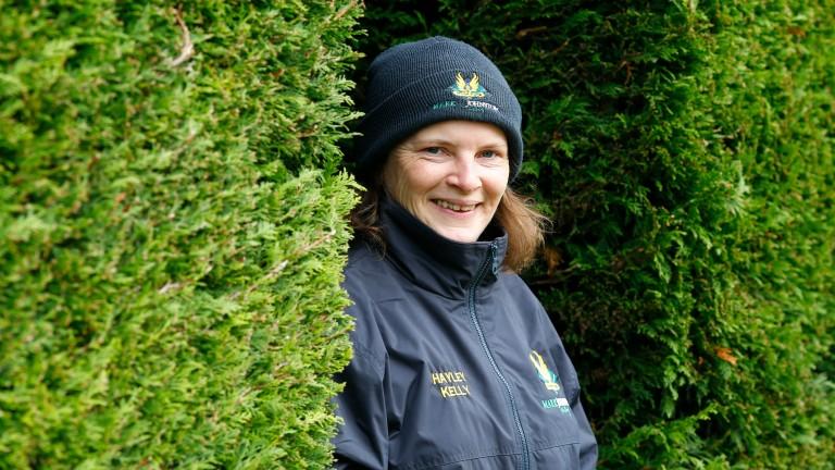 Leadership award contender Hayley Kelly