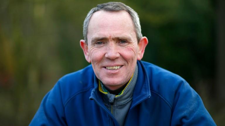 Leadership award contender Rory O'Dowd