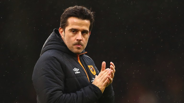 Marco Silva has worked wonders in the Hull dugout