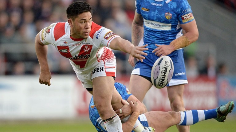 The arrival of Andre Savelio at Warrington should prove a boost for the Wolves