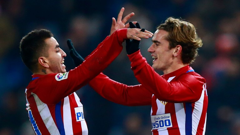 Atletico Madrid are strong favourites against Celta Vigo